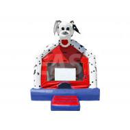 Dalmatian Bouncy Castle