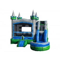 Marble Bouncy Castle