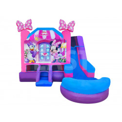 Minnie Mouse Bouncy Castle