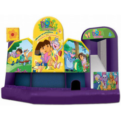 Dora Bouncy Castle