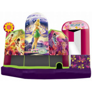 Tinkerbell Bouncy Castle