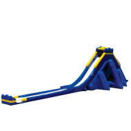 Inflatable Hippo Slide