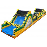 Toxic Inflatable Obstacle Course