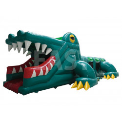 Croco Inflatable Assault Course