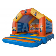 Inflatable Minion Bounce House