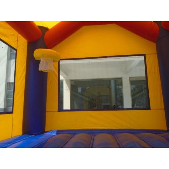 Elmo Bouncy Castle