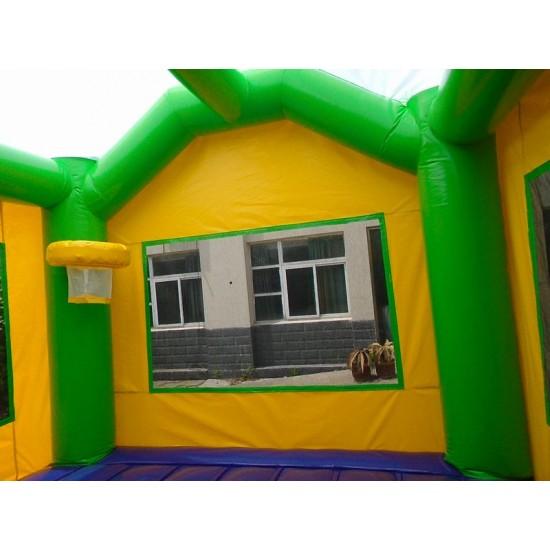 Ninja Turtle Bouncy Castle