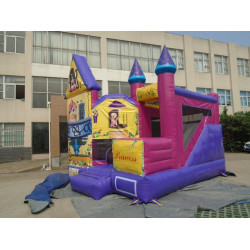 Disney Princess Combo Bouncy Castle