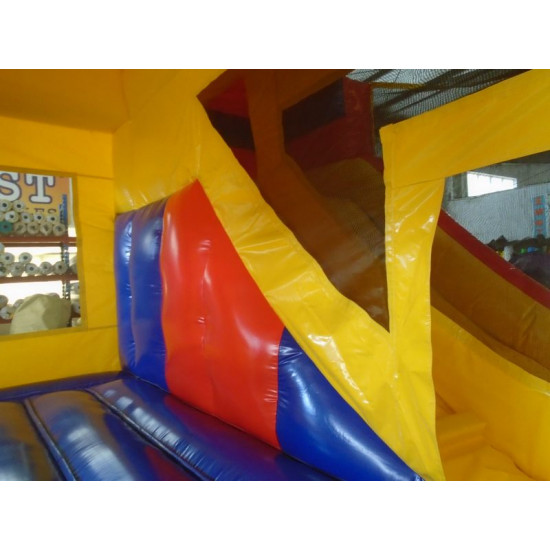 Bouncy Castle Birthday Party