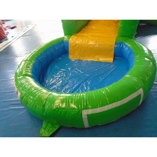 Inflatable Swimming Pool With Slide