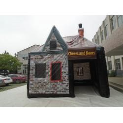 Inflatable Castle Pub