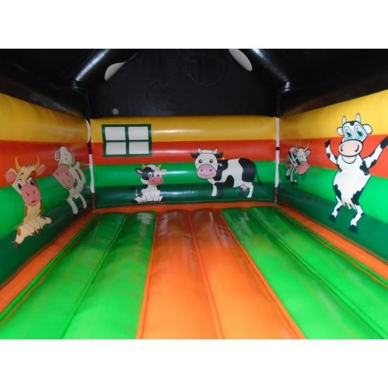 Cow Bounce House